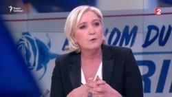 """Ле Пен ушла с поста лидера """"Национального фронта"""""""