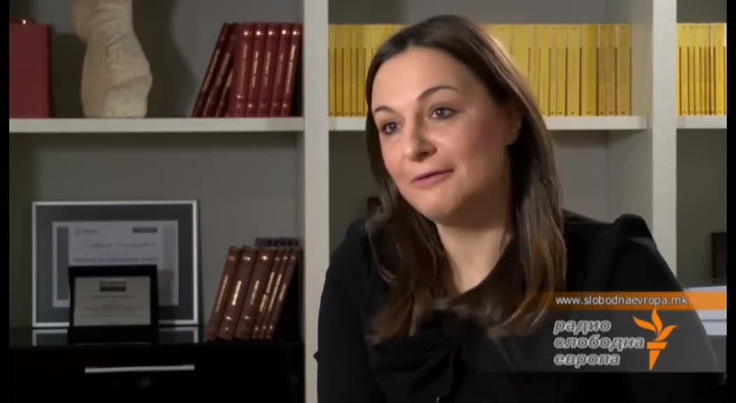 Арсовска Томовска - Договорени се три работи за медиумите
