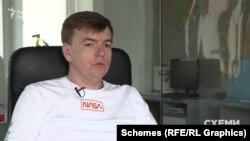 Головний редактор профільного журналу «Нафторинок» Олександр Сіренко