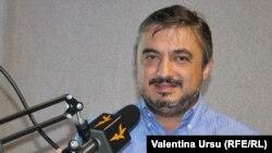 Scriitorul Vitalie Vovc