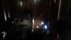 Євромайданівці перевірили кабінет Добкіна