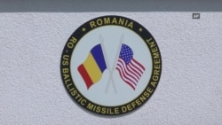 U.S. Opens Missile Defense Site In Romania
