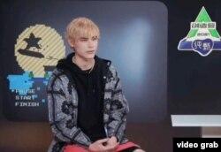 """Tânărul rus Lelouch (Лелуш), """"captiv"""" într-un reality show în China."""
