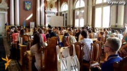 У Львові пройшла зустріч з Рефатом Чубаровим
