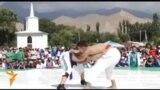 Всемирные игры кочевников: Кыргызские борцы впереди