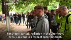Chernobyl Tourism Boom Brings Illegal Traffic To The Zone