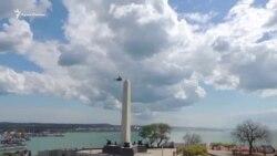 У Керчі провели повітряний парад до «Дня Перемоги» (відео)
