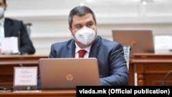 Министерот за правда, Бојан Маричиќ