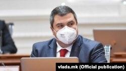 Министерот за правда, Бојан Маричиќ, ја имал првата официјална средба со врокомесарот за правда Дидие Рејндерс