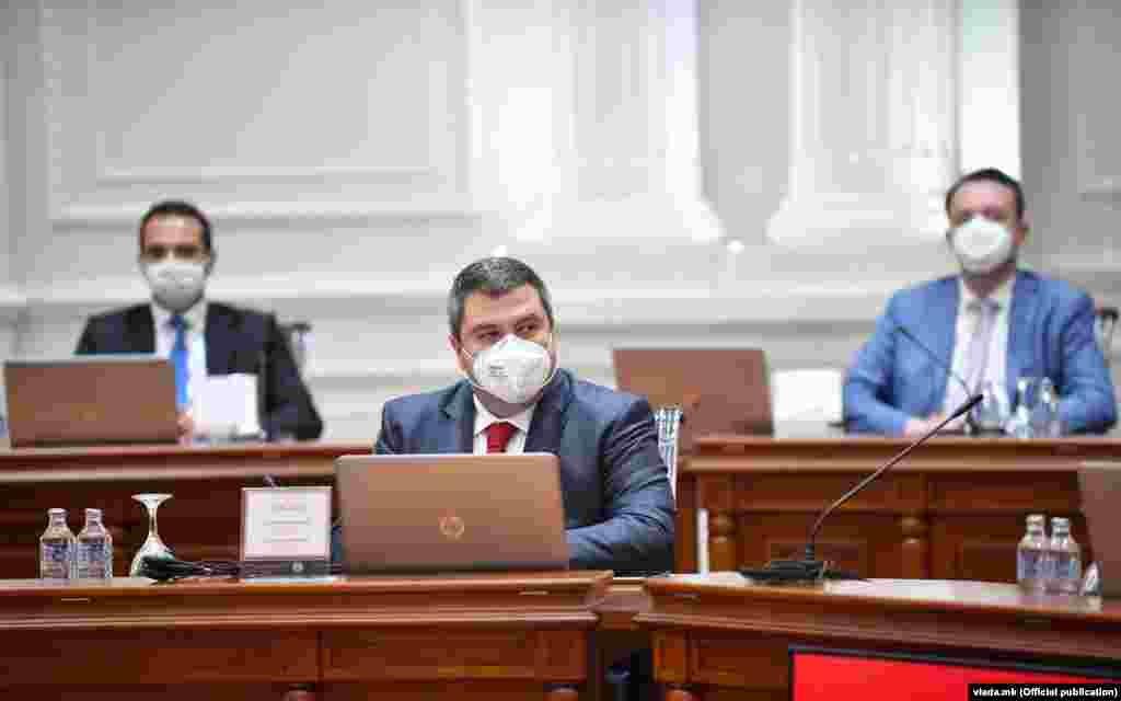 СЕВЕРНА МАКЕДОНИЈА - Министерот за правда, Бојан Маричиќ, на денешната прес конференција најави промена на изборниот законик и воведување на отворени кандидатски листи, ако за тоа има и политичка војла од партиите.