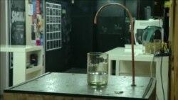 Havanı içməli suya çevirən aparat ixtira edilib