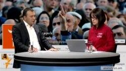 Ֆեյսբուքյան ասուլիս Վահե Էնֆիաջյանի հետ