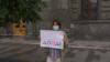 """Пикет в поддержку телеканала """"Дождь"""" после того, как Минюст объявил его """"иностранным агентом"""""""