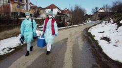 Vakcinacija u ruralnim krajevima Srbije