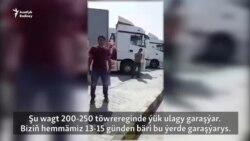 """Türkmenistan Täjigistanyň ýük ulaglaryny """"geçirmeýär"""""""