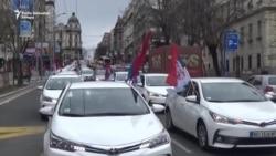 Drugi 'CarGo' protest u Beogradu