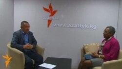 Спратлен: Кыргызстан чечимди өзү кабыл алат