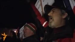 Protesti PEGIDA-e u Drezdenu uprkos apelima