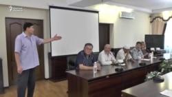 Жанболат Мамайды қолдаушылар Алматы прокурорымен кездесті