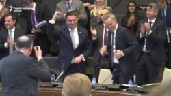 Светски агенции: клучниот чекор на Македонија кон НАТО