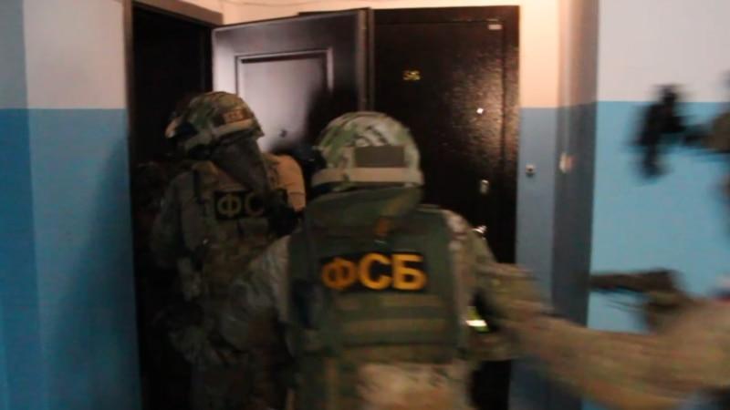 ФСБ сообщила о задержании в Уфе неонацистов, готовивших теракт