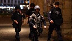 Полицейский спецназ, Вена