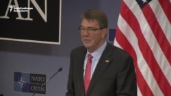 U.S. Defense Secretary Carter: NATO Must Stay Ahead Of Cyberthreats