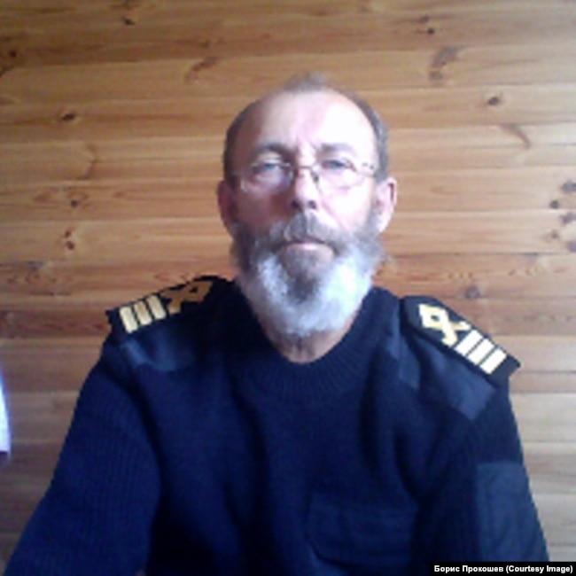 Борис Прокошев