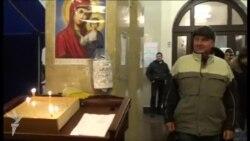 Ukraynada mitinq hardan təşkil olunur?