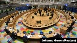 Саммит ЕС в Брюсселе, 1 октября 2020 г.