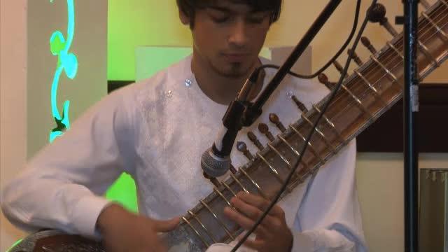 Orkestra afgane performon në SHBA