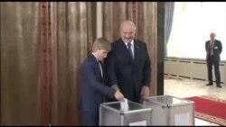 Лукашенко: в пятый раз, и не диктатор?