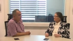 """Бобоназарова: """"Бояд дар зиндонҳо ислоҳот сурат бигирад"""""""