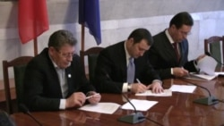 Semnarea acordului AIE-2