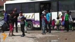 Мигрантите непречено влегуваат на српска територија