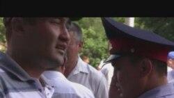 Митинг уйгуров в Алматы