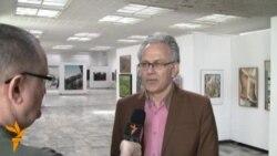 Tudor Zbârnea, în ajunul Bienalei internaţionale de artă din Chişinău