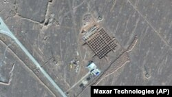 AP says Iran has begun construction at a site within its underground nuclear facility at Fordow.