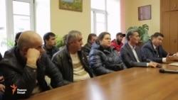 Дар Екатеринбурги Русия муҳоҷирони корӣ мехоҳанд коршиканӣ кунанд