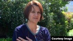 Istoricul Svetlana Suveică, stabilită în Germania.