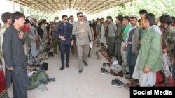 کمپ مهاجران افغان در تاجیکستان