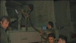Pripreme za ofanzivu na Mosul