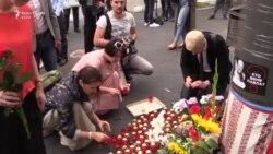 Ukrainë: Aktivistët kërkojnë drejtësi për gazetarin e vrarë
