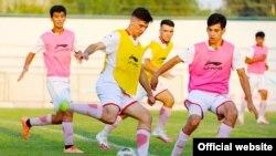Tajikistan, Dushanbe city, Tajikistan national football team U-23.