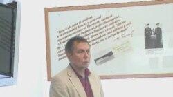 Прэзэнтацыя дыска В.Быкава ў Менску
