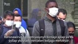 Hökümetler pandemiýanyň ykdysady zarbalaryny gowşatmaga girişdiler