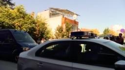 Policia del në vendngjarje pas raportimeve për zarfet nga Serbia