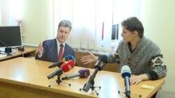 Чому Ви, пане Президенте, зупинились? – потерпілий під час розгону Майдану 30 листопада (відео)