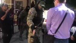"""Дагестан: в редакции независимой газеты """"Черновик"""" идет обыск"""