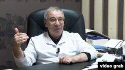 Врач-иммунолог Рафаил Розенсон